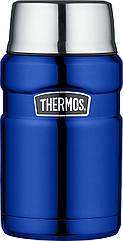 Термос пищевой Thermos Stainless King 710ml Metallic Blue с ложкой