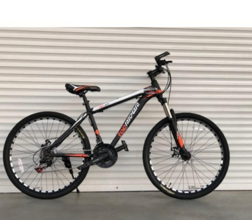 Велосипед TopRider 611 29 дюймов оранжевый