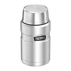 Термос пищевой Thermos Stainless King 710ml Steel с ложкой