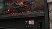Электрический пристенный каминокомплект Bonfire MM14014 KANZAS искусственный камень Полистоун, фото 2