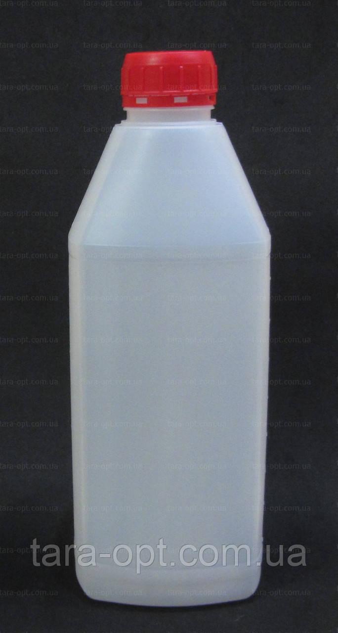 Бутылка для жидкостей 1 литр (Цена от 9 грн)