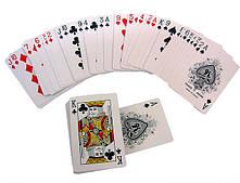 Карты игральные пластиковые «Royal»  2 колоды в комплекте