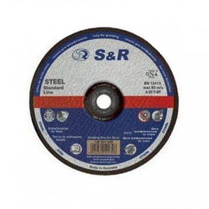 Круг зачистной по металлу S&R Supreme типа A 30 R 150