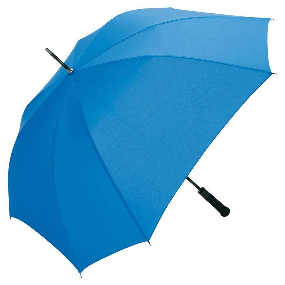 Зонт-трость Fare 1182 с тефлоновым покрытием квадратный Голубой (1052)