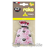 Освежитель воздуха Vinci Roko Trio Лимон 25 г V825T K2, фото 1