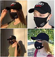 Защитная Маска Питта принт Lend Rover многоразовая маска
