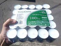 Свеча таблетка парафин 100шт