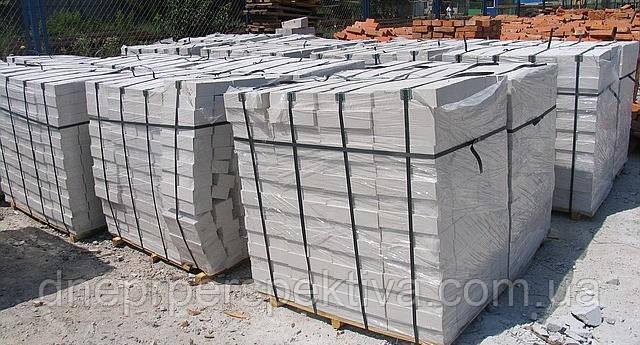 Кирпич силикатный доставка Днепр