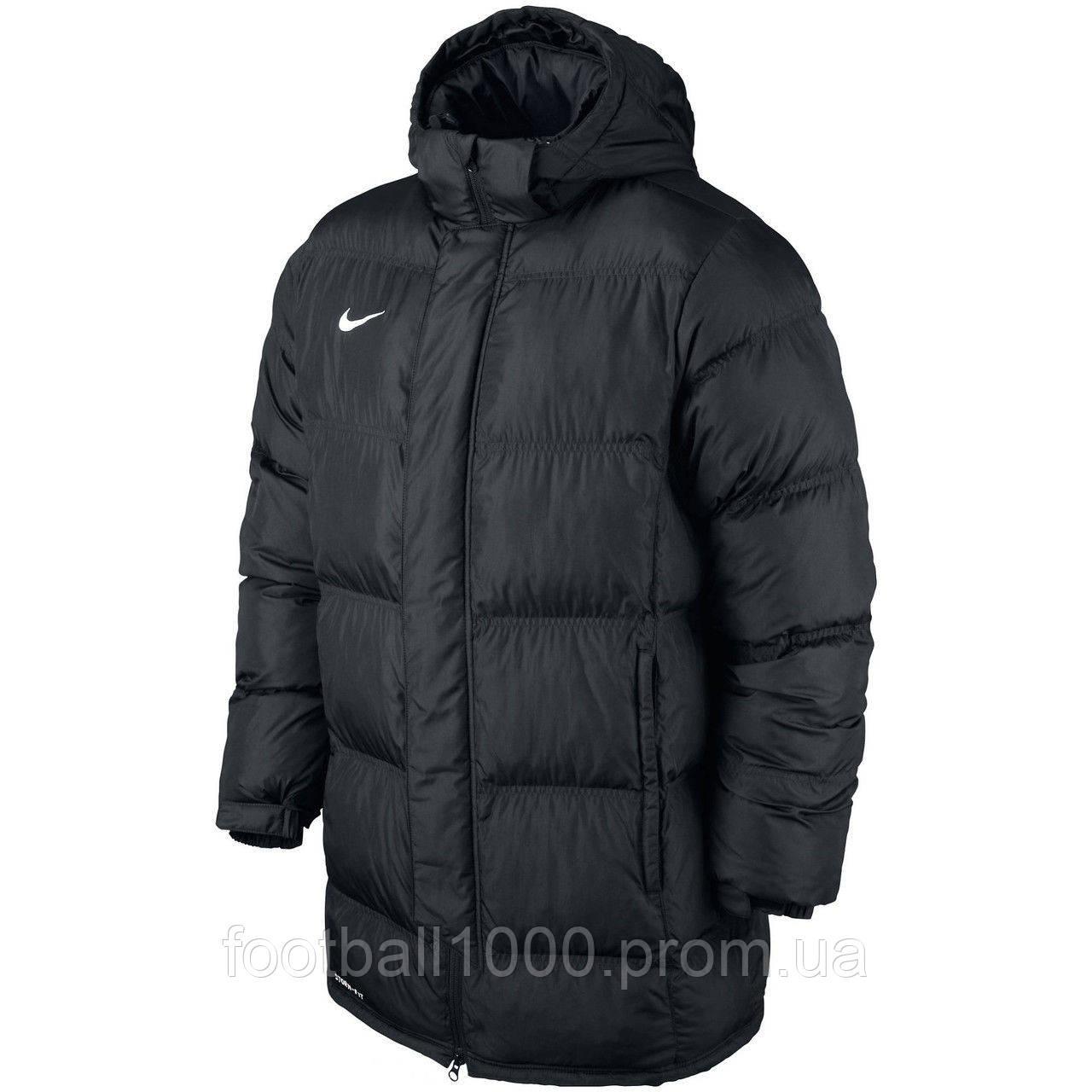 0e12e402 Мужской пуховик Nike Competition 13 Filled Jacket 519069-010 - Gooool.com.ua