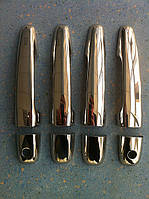 Накладки на ручки Mitsubishi L200