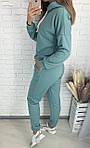 """Жіночий спортивний костюм """"Моне"""" від Стильномодно, фото 9"""