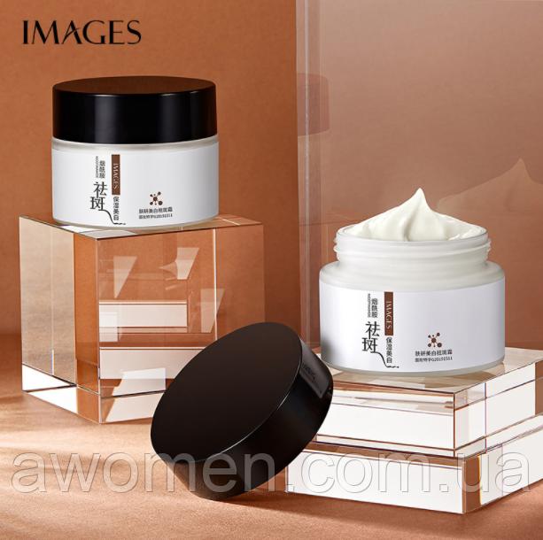 Відбілюючий крем для обличчя Images Nicotinamide (нікотинамід) 50 g
