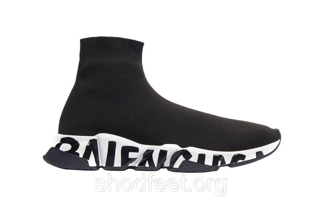 "Жіночі кросівки Balenciaga Speed Trainers ""Graffiti"""