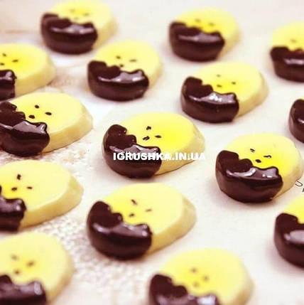 Шарм «Банан в шоколаде» для слайма, фото 2
