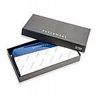 Шкіряний гаманець BETLEWSKI з RFID 19,5 х 9,5 х 2,5 (BPD-BS-5201) - синій, фото 4