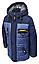 Куртка модная зимняя на мальчика с капюшоном, фото 2