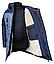 Куртка модная зимняя на мальчика с капюшоном, фото 4