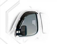 Ветровики Фиат Добло   Дефлекторы окон Fiat Doblo 2d 2000