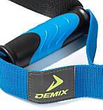 Петли для функционального тренинга Demix, Синий, фото 3