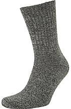 Носки Outventure, 1 пара, Тёмно-серый, 35-38