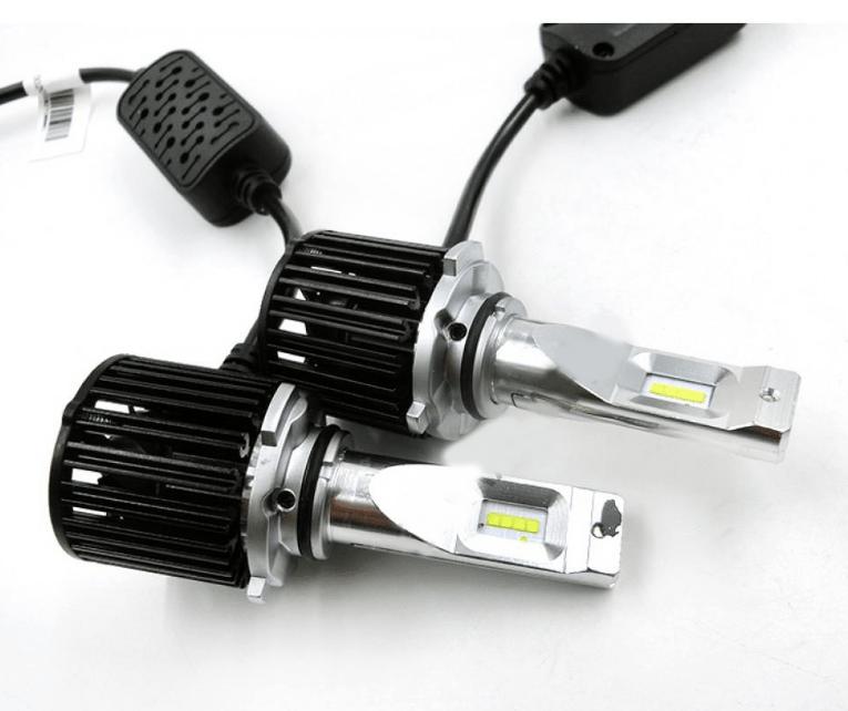 Лампы светодиодные ALed R HB4 6500K 24W С07 2шт (JS-23853)