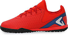 Бутсы для мальчиков Demix Exponenta II Jr TF, красный/синий, 33
