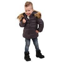 Зимова куртка для хлопчика (дошкільник)