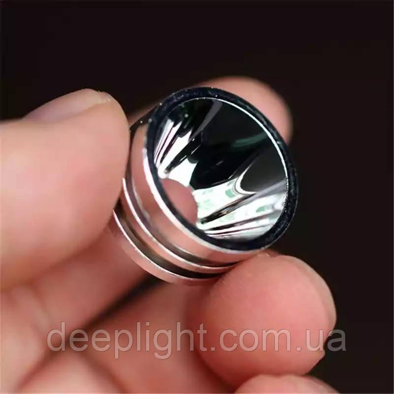 Отражатель рефлектор 20х12 гладкий алюминиевый с радиатором