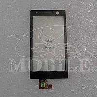 Сенсор Sony ST25i Xperia U black h.c.