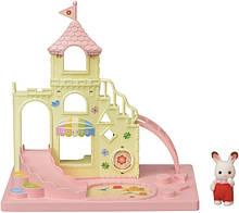 Sylvanian Families Calico Critters Детская игровая площадка 5319 Baby Castle Playground