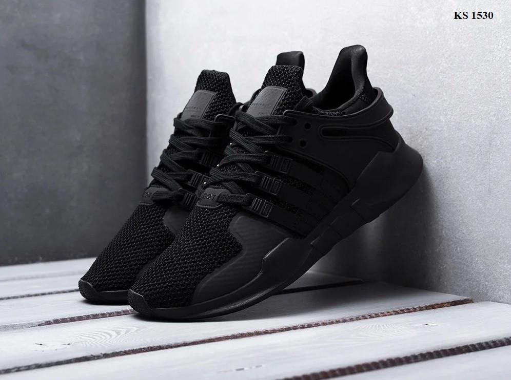 Кросівки чоловічі Adidas Equipment, чорні/ чоловічі кросівки адідас / Адідас Еквіпмент (Топ репліка ААА+)