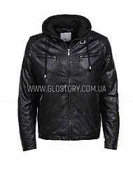 Мужская кожаная куртка Glo-story, Венгрия
