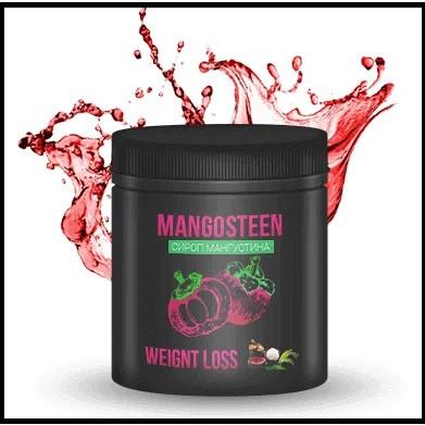 Сироп мангустіна явля собою mangosteen для схуднення 100 г