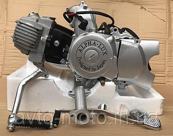 Двигун 110 см3 механіка 152FMH Альфа/Дельта