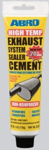 Цемент глушителя Abro (АБРО) ES 332
