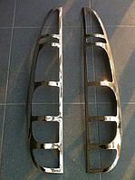 Накладки на задние фары Mercedes Vito/Viano W639