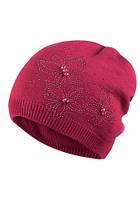 Красивая шапка весна-осень Belisa-bandamka от Kamea