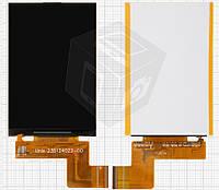 Дисплей (экран) для Fly IQ436i Era Nano 9, 45 pin, оригинал