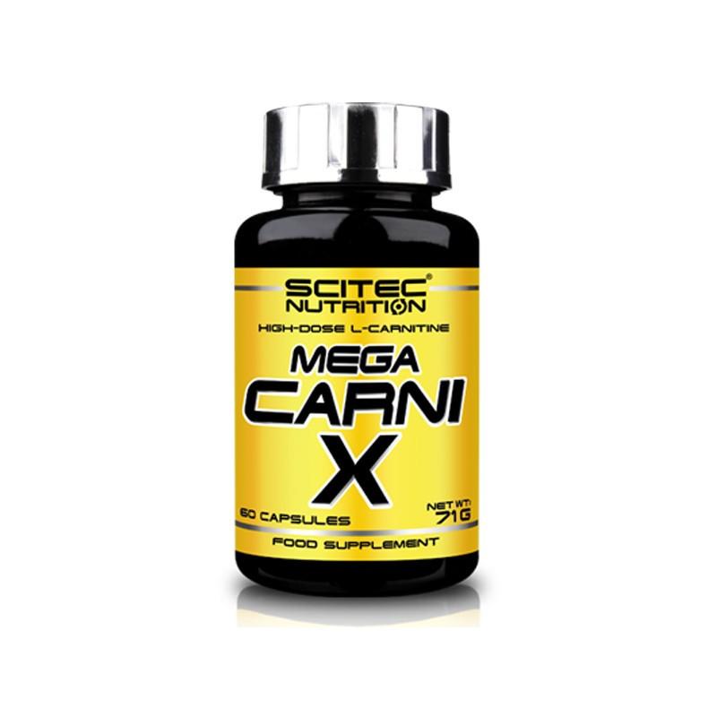 Scitec Nutrition Mega Carni-X 60 капсул