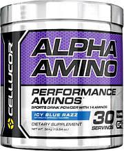 Аминокислотный комплекс Cellucor ALPHA AMINO 635g  Вкус : Ежевика