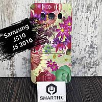 Чехол с рисунком для Samsung J510 (J5) 2016 Лето, фото 1
