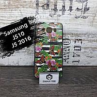 Силіконовий чохол з малюнком для Samsung J5 2016 (J510)