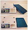 Весы электронные торговые до 55 кг Alfasonik AS-A099 с металлическими кнопками, фото 10