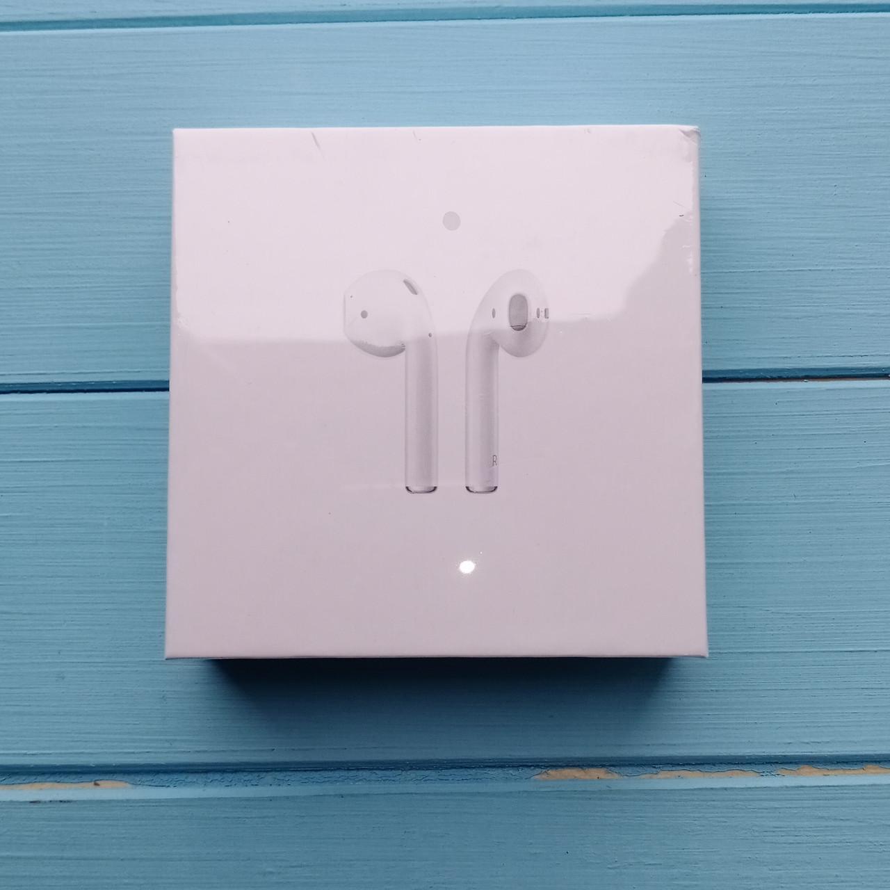 Наушники Apple AirPods 2019 (2 поколения) with Charging Case