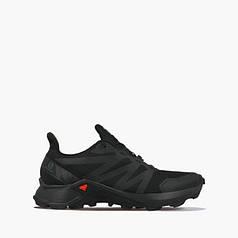 Мужские кроссовки SALOMON  Supercross (409300) черные