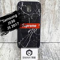 Чехол с рисунком для Samsung J5 2017 (J530)  Supreme