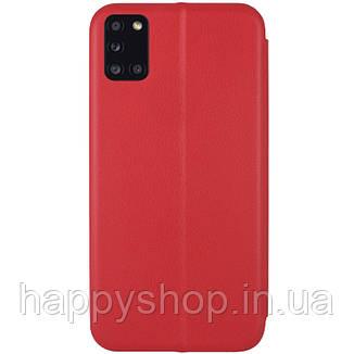 Чехол-книжка G-Case для Samsung Galaxy A31 (SM-A315) Красный, фото 2
