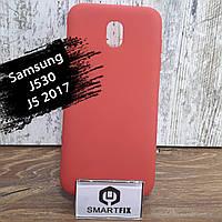 Силиконовый чехол для Samsung J5 2017 (J530)