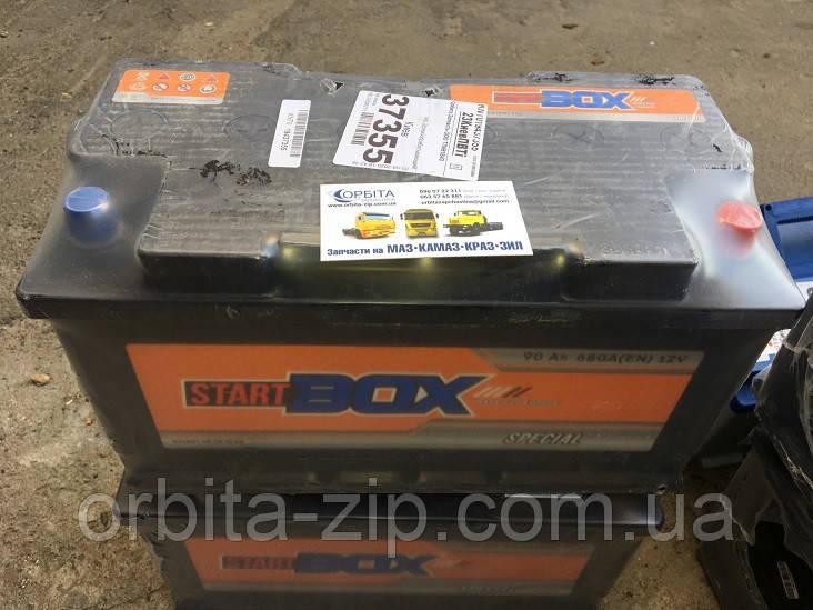 5237931142 Аккумулятор 90Ah-12v StartBOX Special (350x175x190),R,EN680