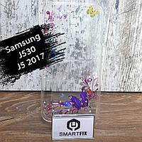 Чехол с рисунком для Samsung J5 2017 (J530)